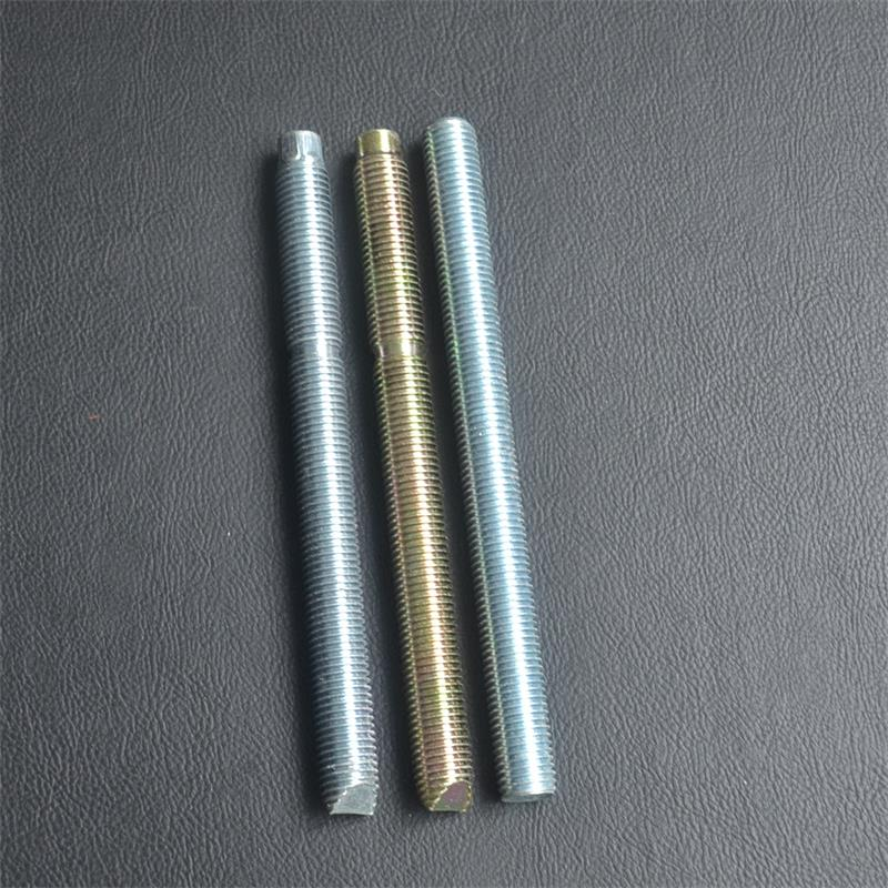 Chemical Anchor Threaded Stud Flat Head