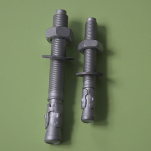 Wedge Anchor Dacromet Coating Single Clip