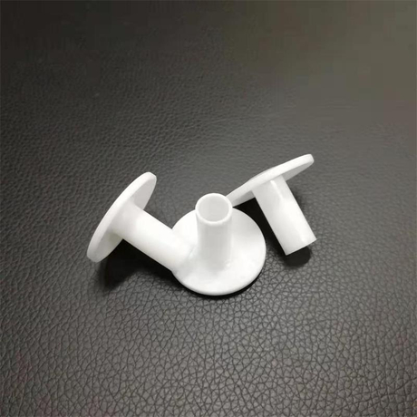 Cable Wall Bushing white 10 mm