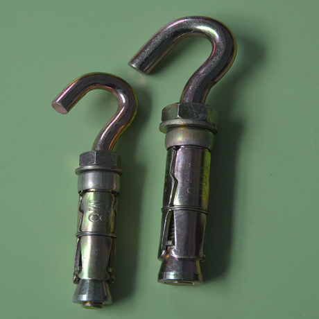 Three Shields Anchor Hook Bolt