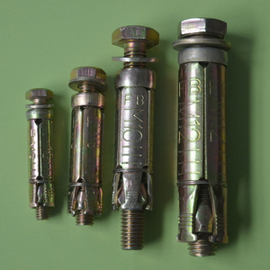 Four Shields Anchor Hex Bolt