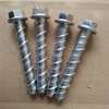 Concrete Screw Anchor Hex Flange Head
