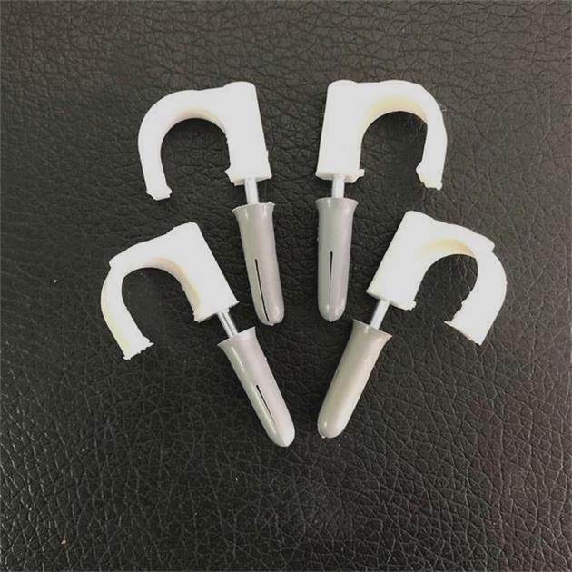 Cable Clip Pin Plugs